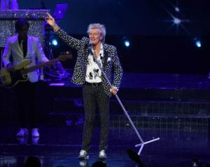 Rod Stewart with Cheap Trick @ Merriweather Post Pavilion (8/21)