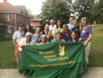 Volunteer to preserve nature