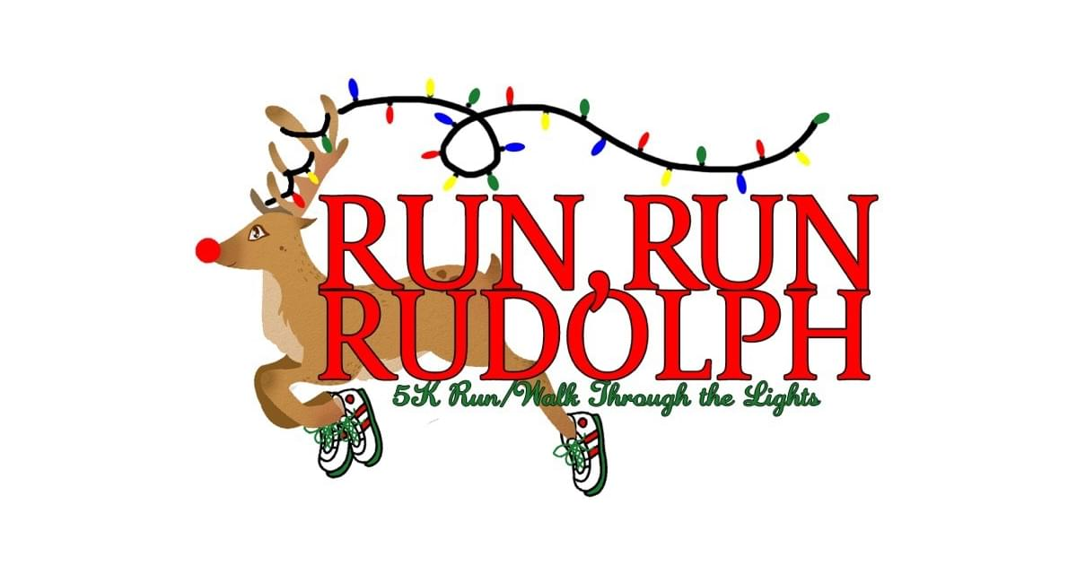 The Run Run Rudolph 5K