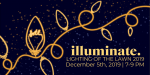 Lighting of the Lawn 2019