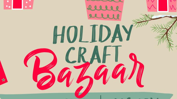 Craft Bazaar (12/14)