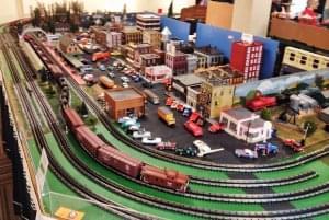 Shenandoah Valley Model Train Show