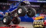Hot Wheels Monster Trucks Live; October 10th, 2021