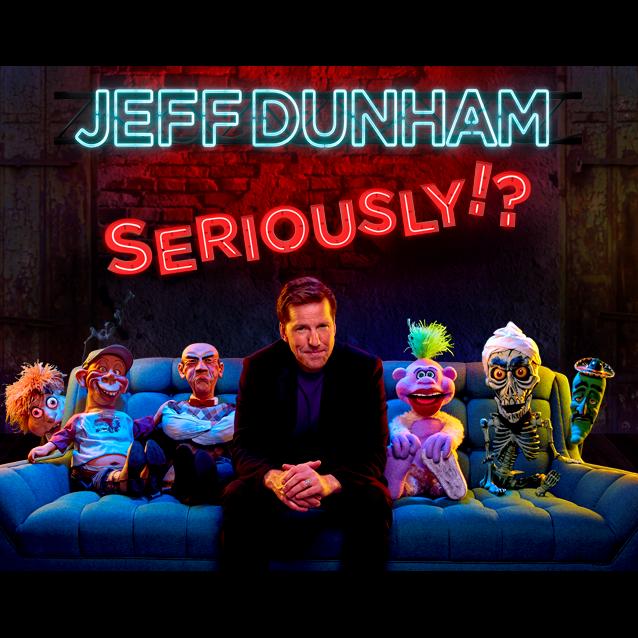 Jeff Dunham Seriously Tour