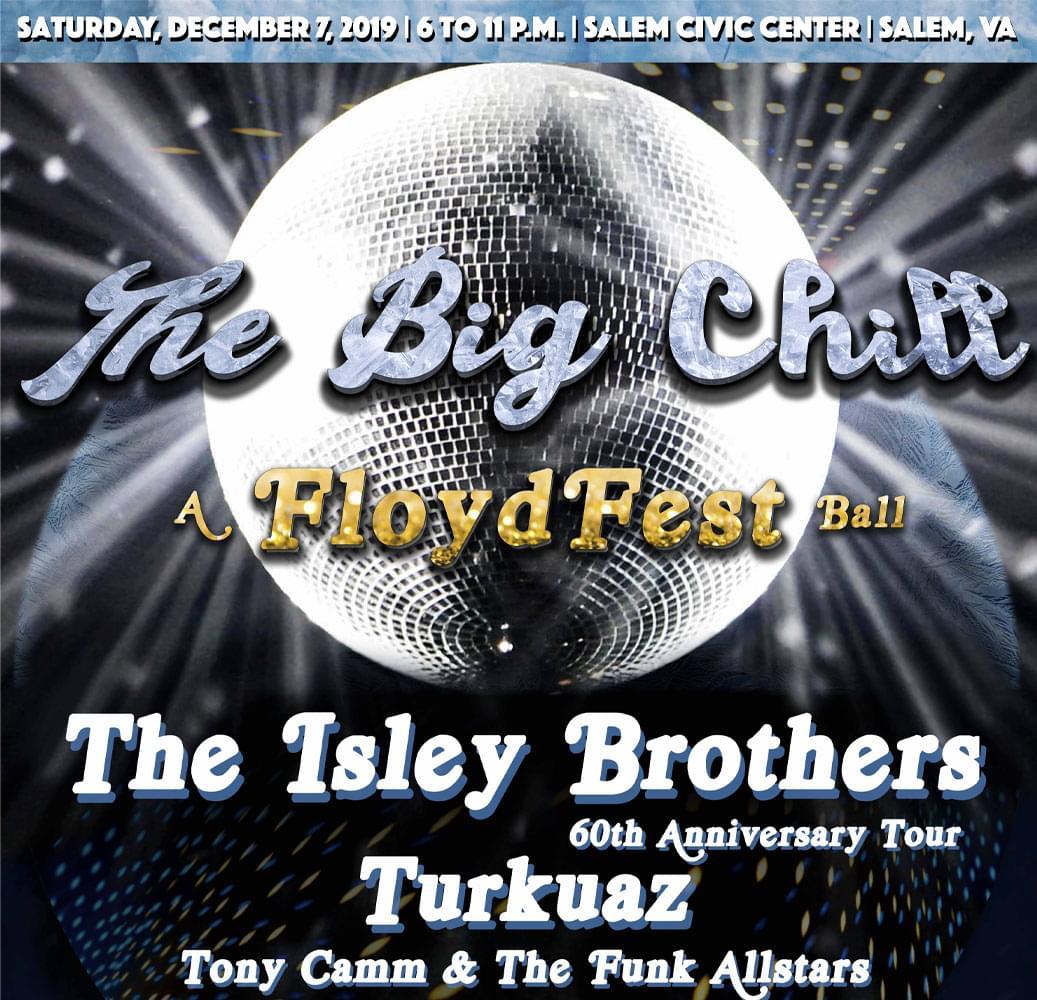 The Big Chill: A FloydFest Ball