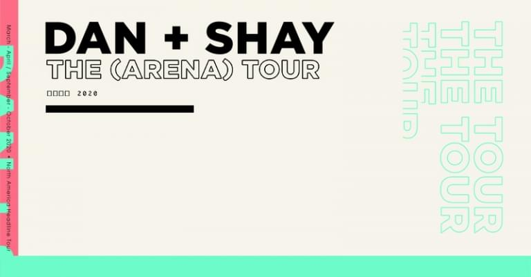 Rescheduled: Dan + Shay Concert (Sept 11, 2020)