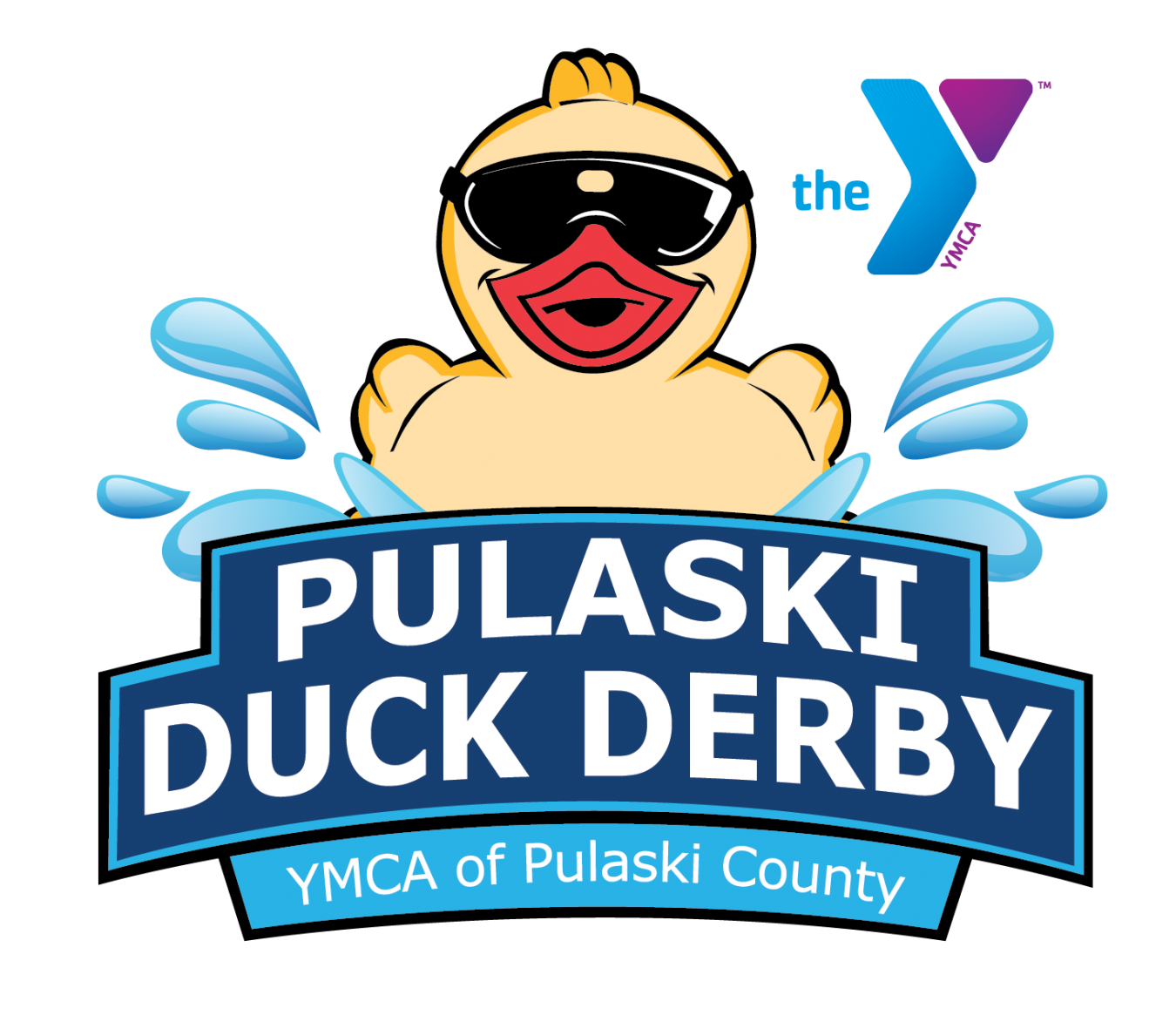 The YMCA of Pulaski Virginia's Duck Derby