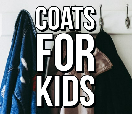 Coats for Kids-Donate Coats Today!