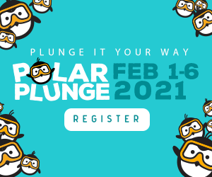 Join The Hot 100 Polar Plunge Team