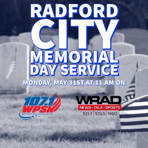Radford Memorial Day