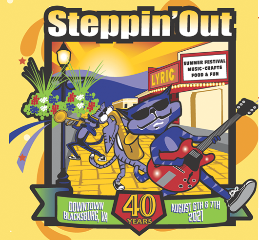 Steppin' Out Blacksburg