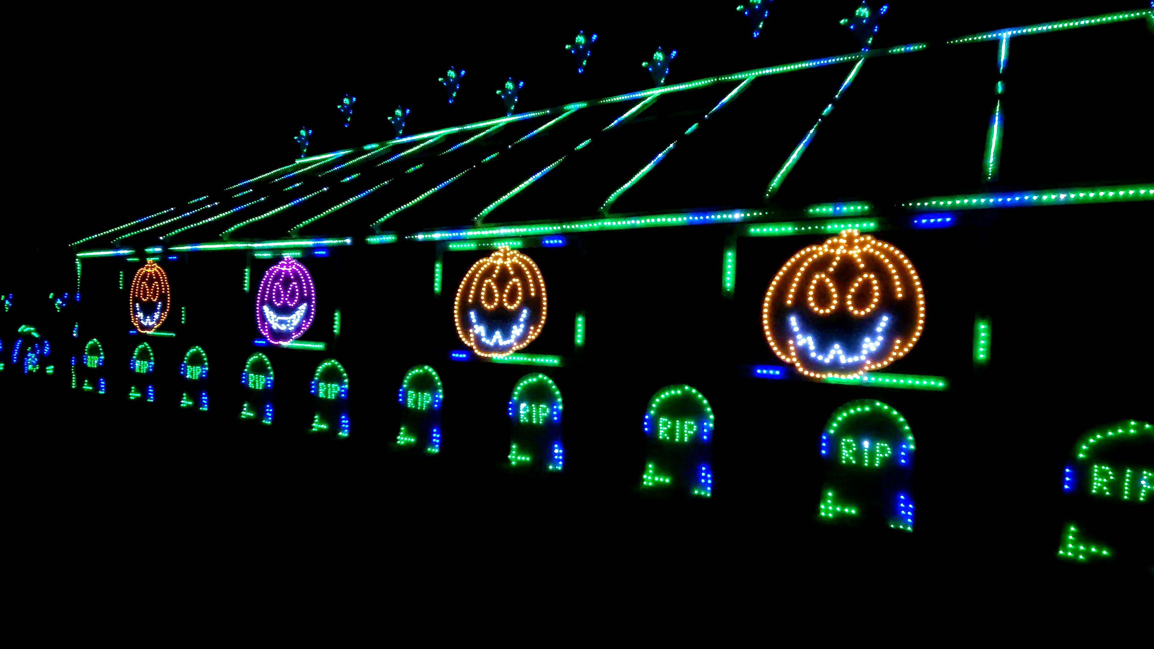 DAK Lights: Halloween