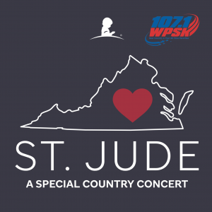 Virginia Loves St Jude – A Special Country Concert