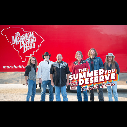 Marshall Tucker Band ticket for site