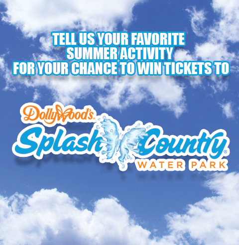 Splash Country Giveaway!