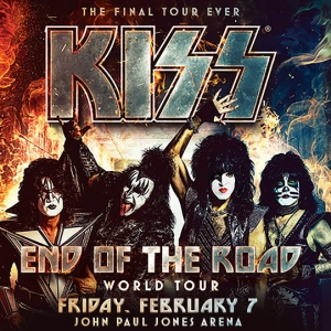 KISS: The End Of The Road World Tour