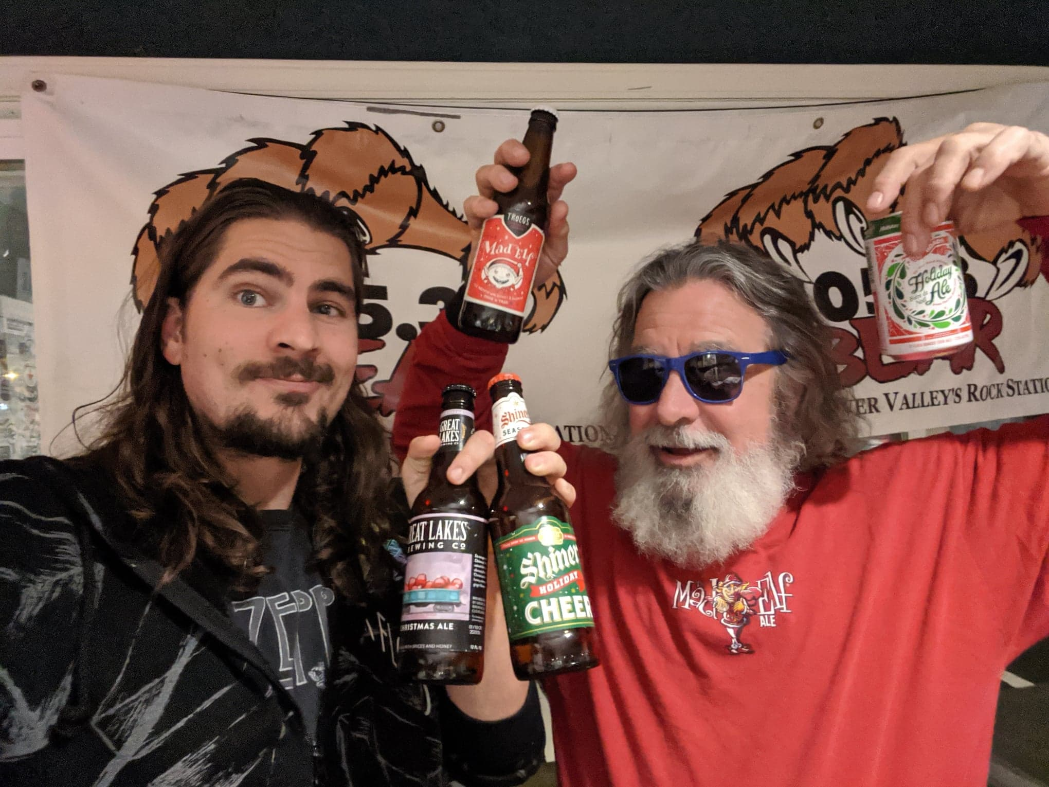 12/17/19 Brewsday Tuesday – CHRISTMAS BEERS 2