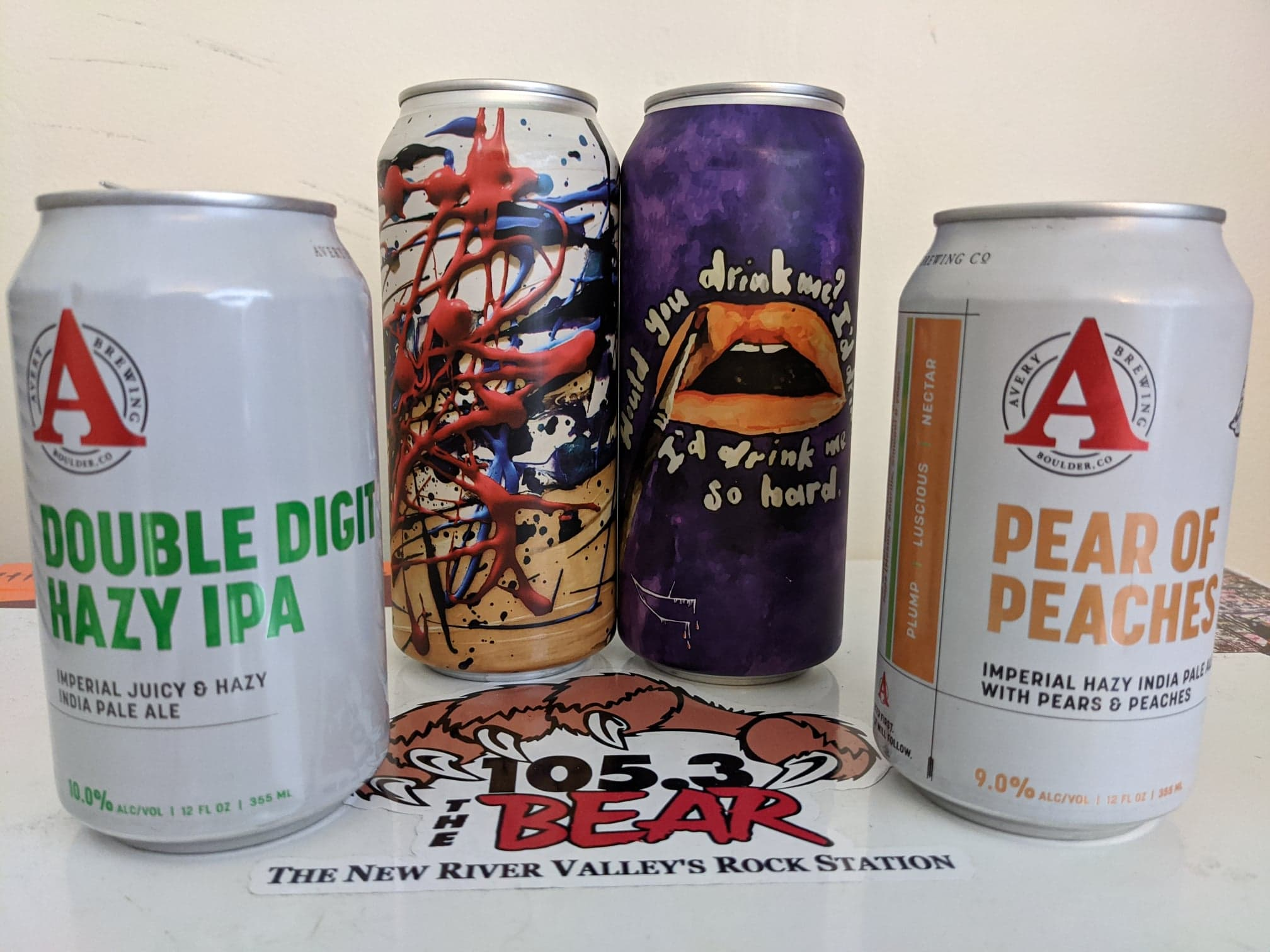 4/28/20 Brewsday Tuesday – AVERY AND FOREIGN OBJECTS