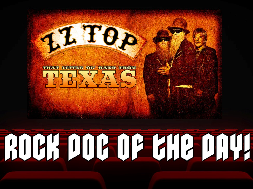 ZZ TOP: That Little Ol' Band From TEXAS (Netflix)