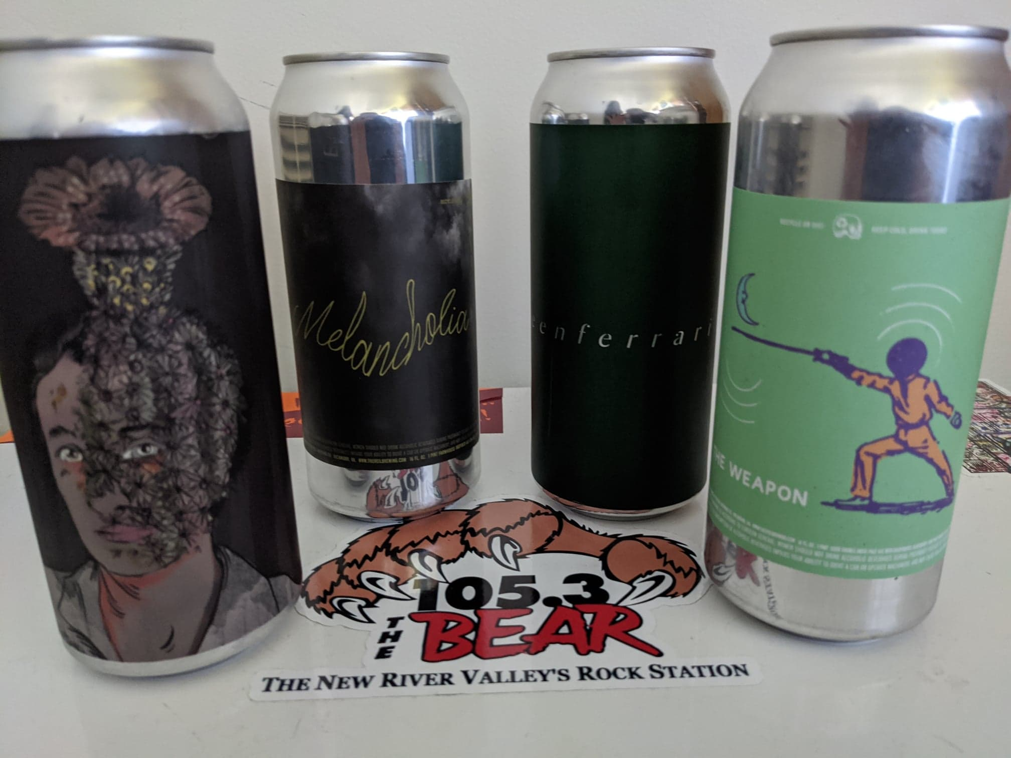5/12/20 Brewsday Tuesday – THE VEIL