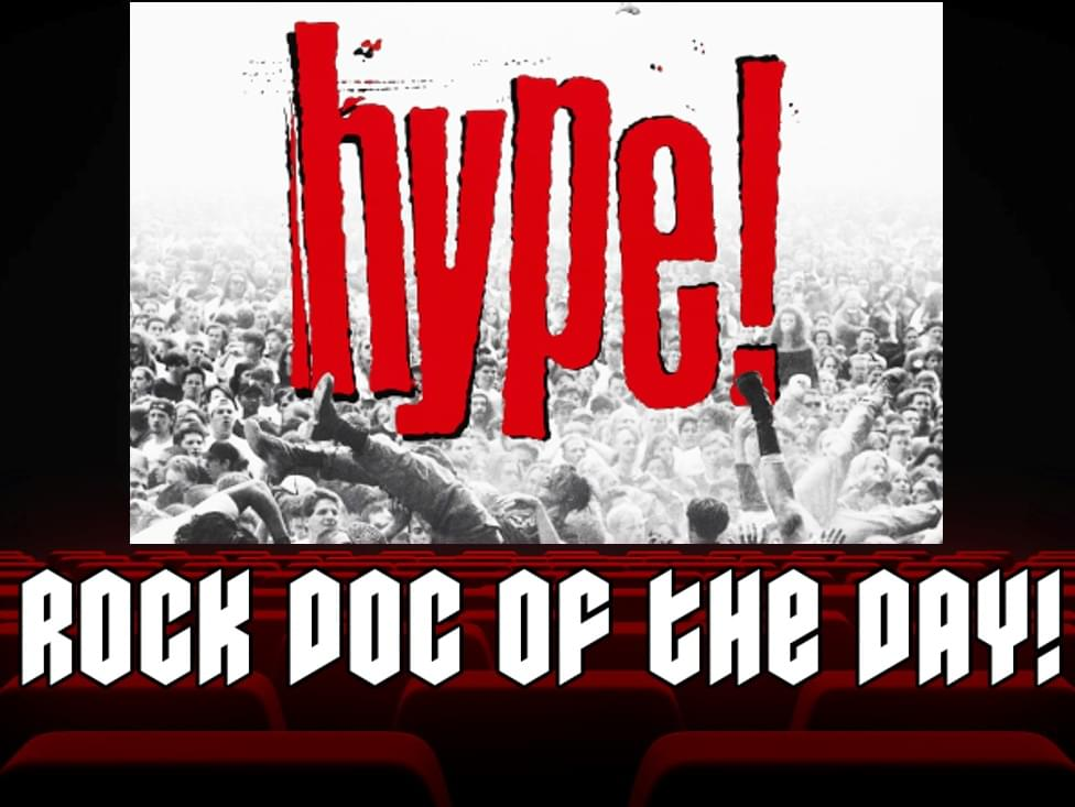 ROCK DOC OF THE DAY- HYPE! (Tubi)