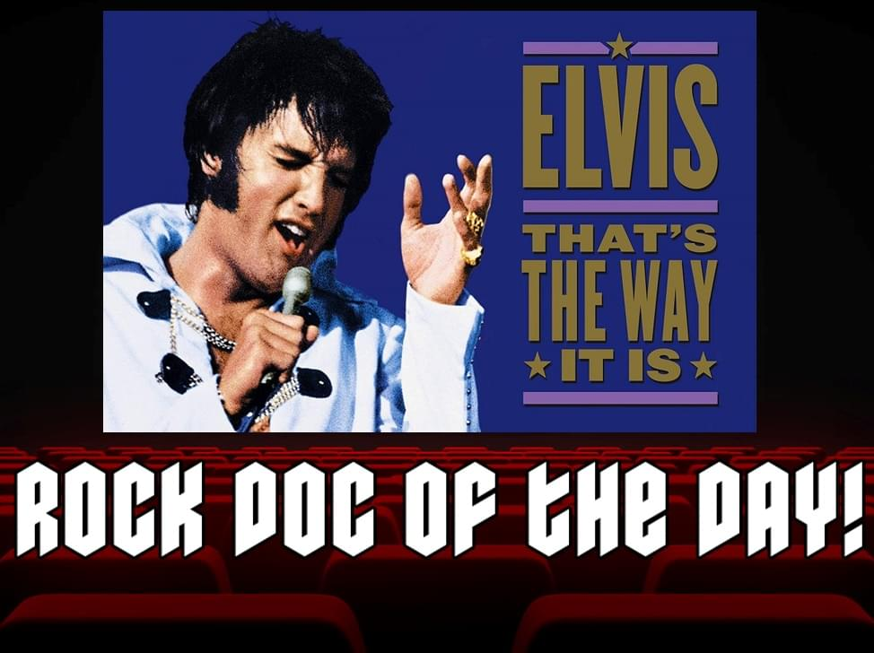 ROCK DOC OF THE DAY-ELVIS: That's The Way It Is (HBO Max)