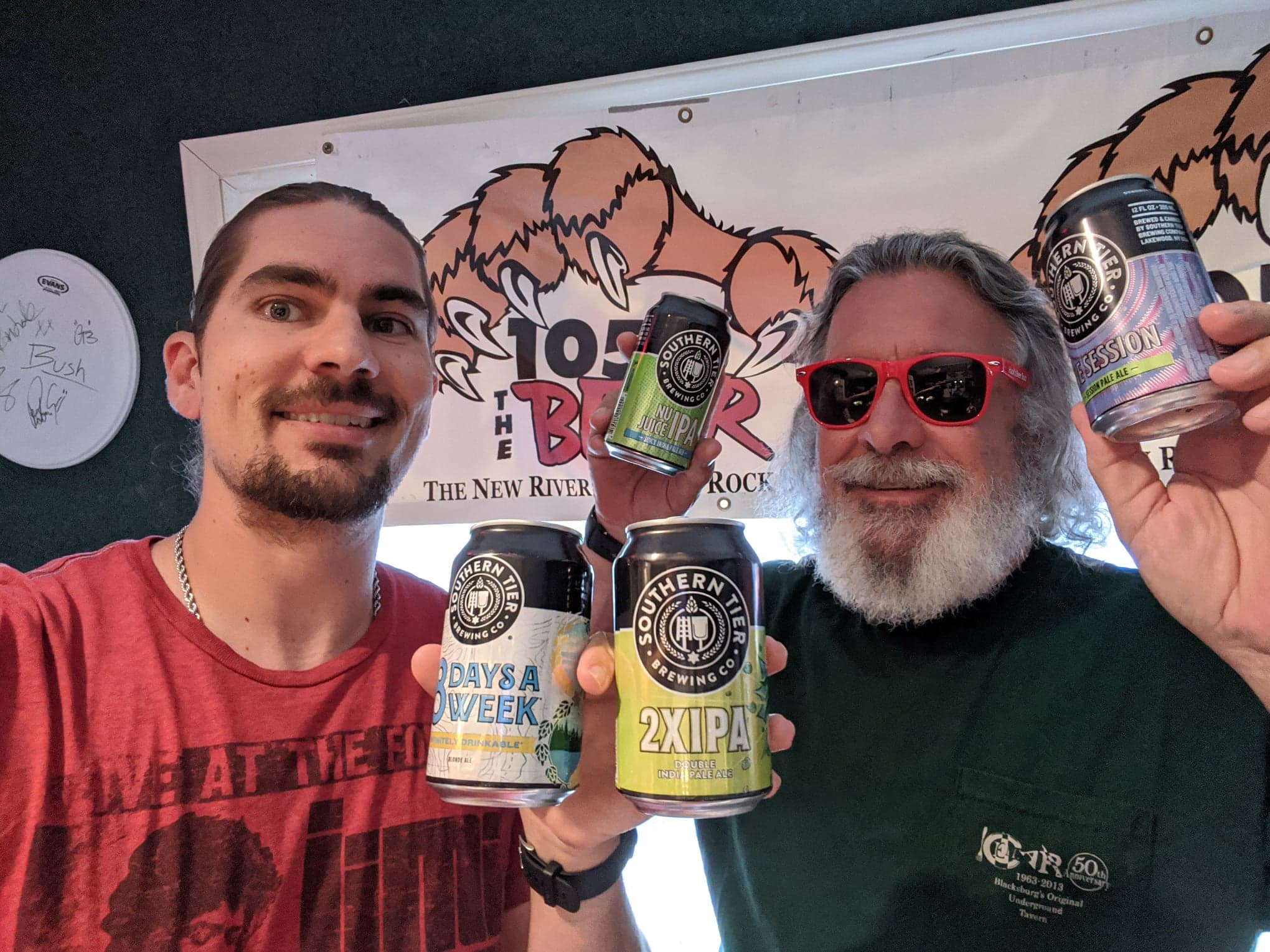 8/18/20 Brewsday Tuesday – SOUTHERN TIER OVERPACK'D