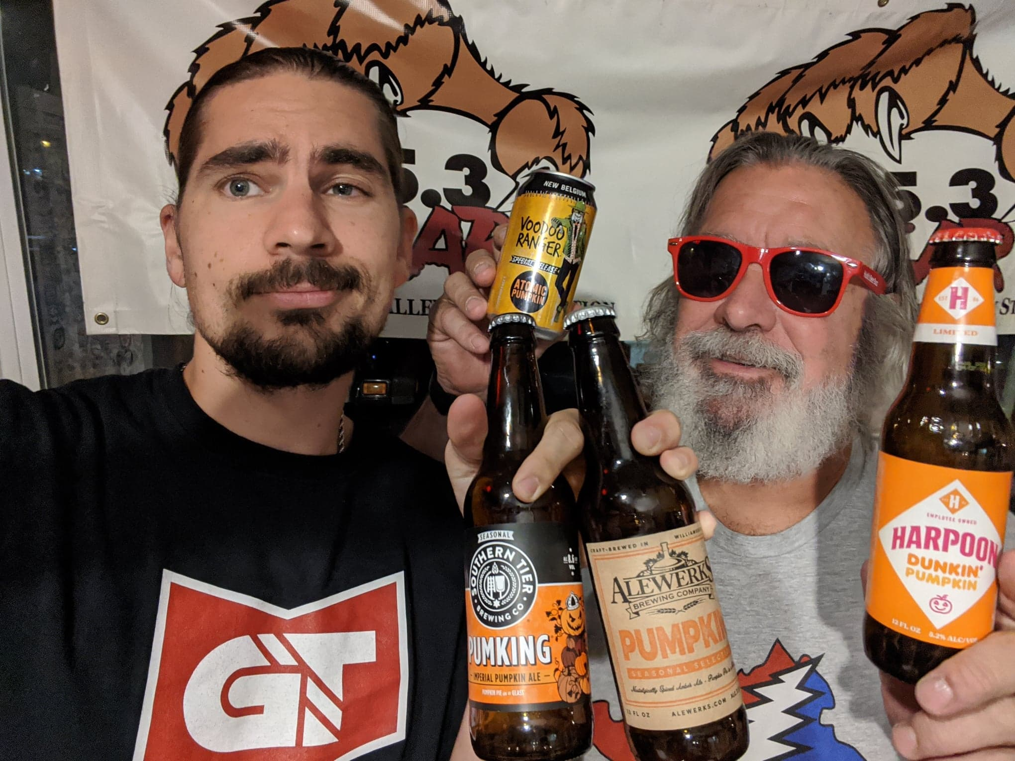 10/20/20 Brewsday Tuesday – PUMPKIN BEERS