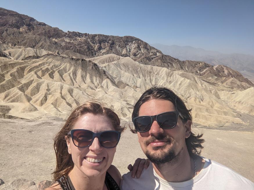 32. Death Valley, NV