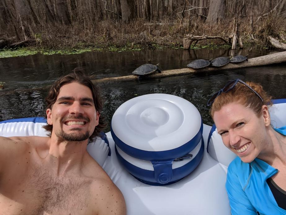 05. Floating Ichetucknee Springs, FL