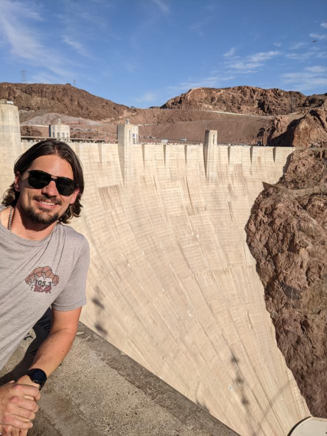 29. Hoover Dam, NV