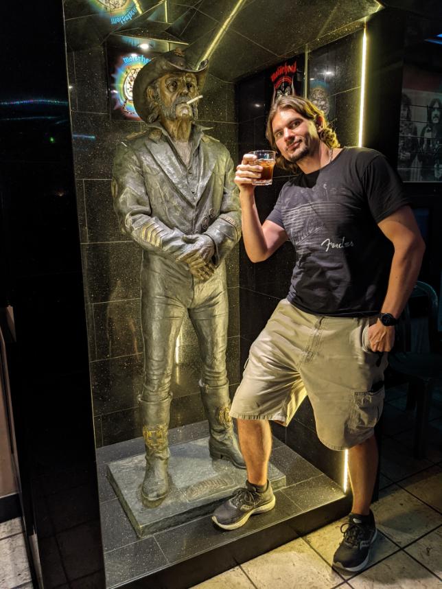 35. Lemmy's Lounge aka Rainbow Bar & Grill, Los Angeles, CA