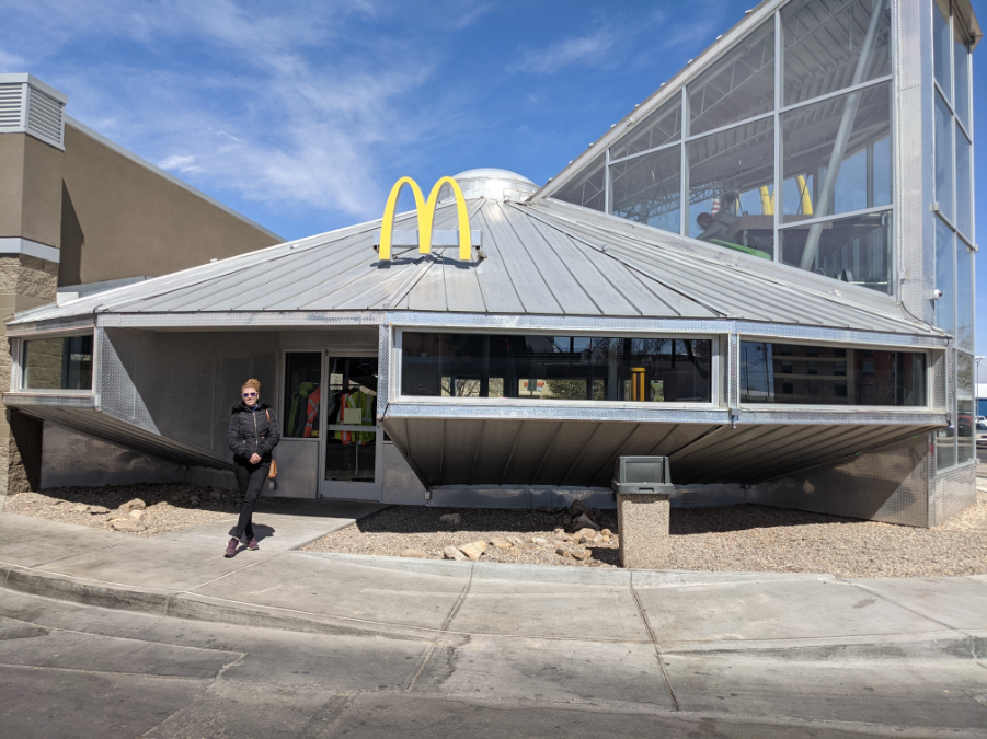 19. McDonalds in Roswell, NM