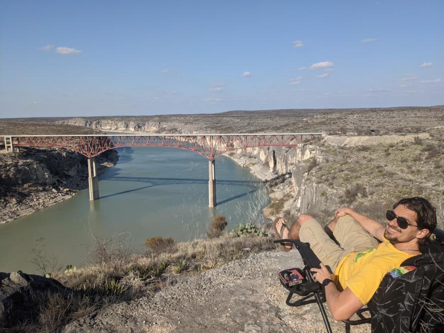 15. Pecos River Bridge, TX