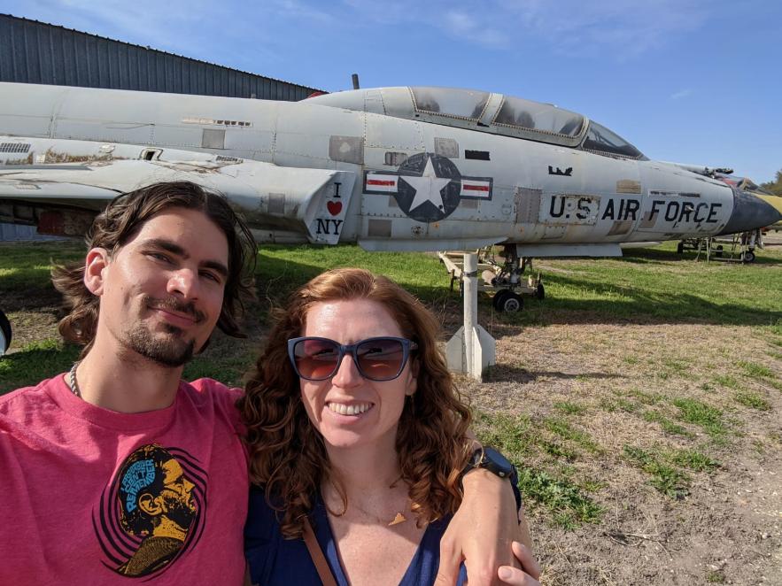 13. Texas Air Museum, San Antonio, TX