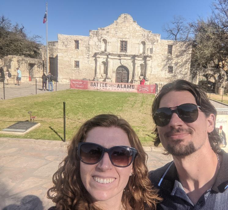 14. The Alamo, San Antonio, TX
