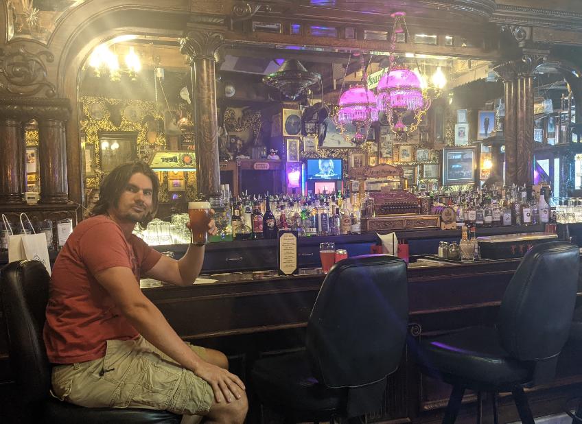 54. The Legendary Silver Dollar Saloon, Leadville, CO