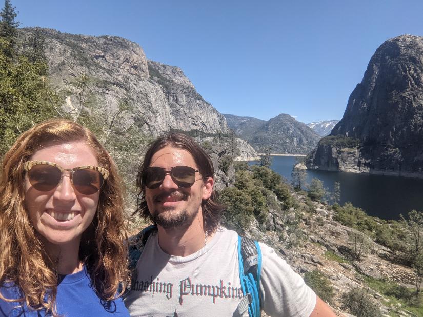 38. Yosemite, CA