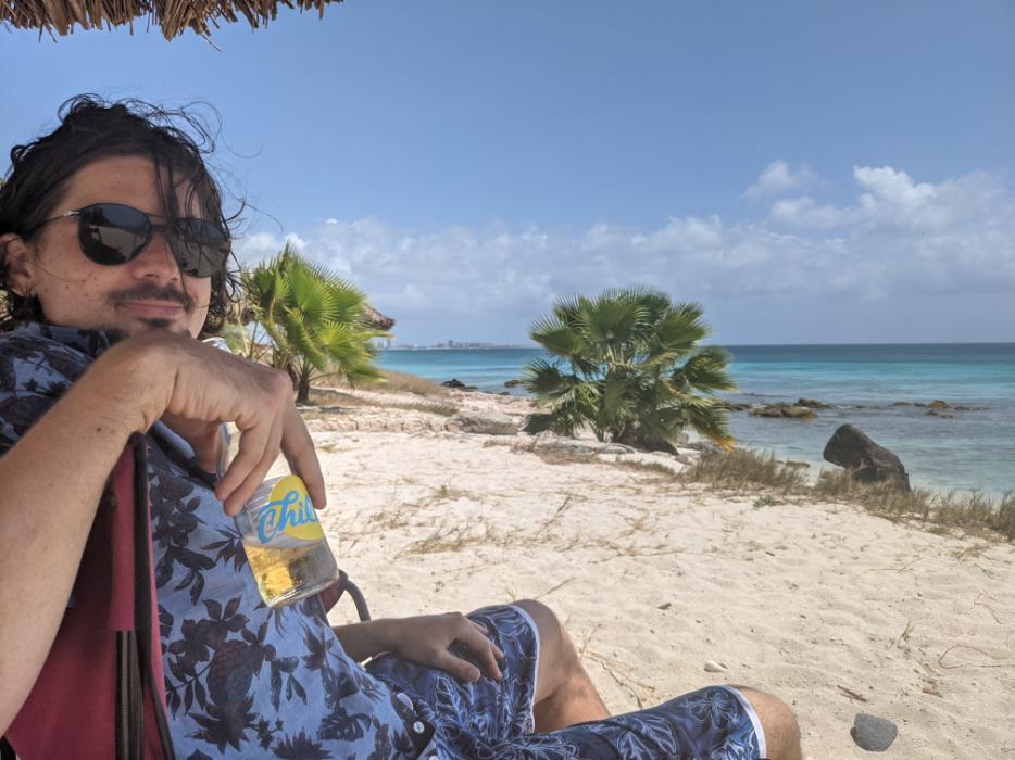 41. Aruba