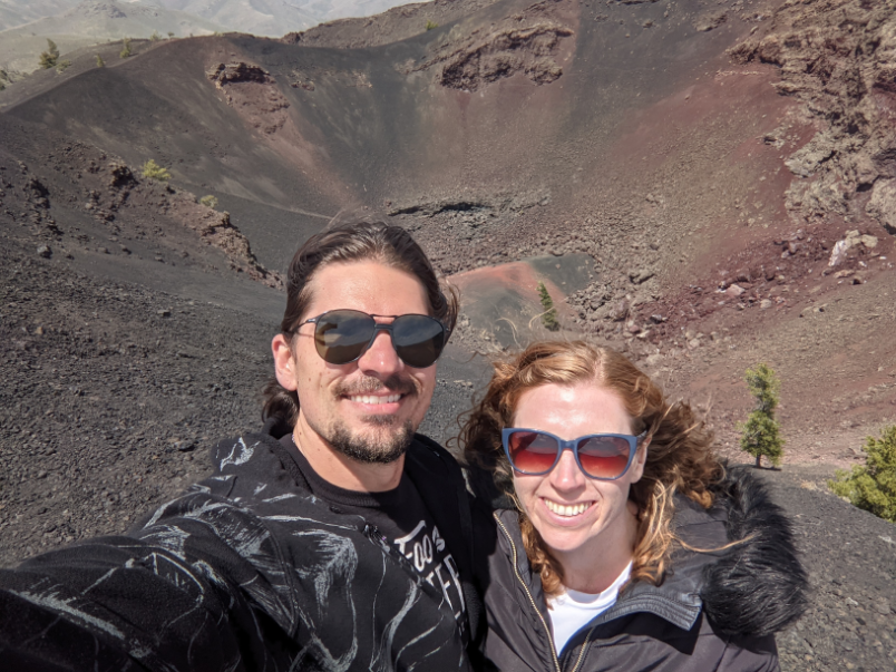 45. Craters of the Moon, ID