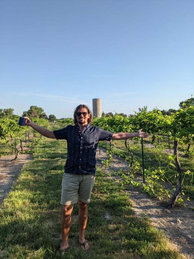 56. Mac's Creek Winery, NE