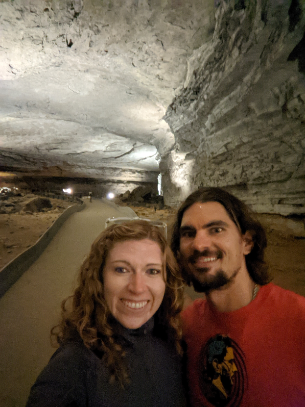 58. Mammoth Cave, KY