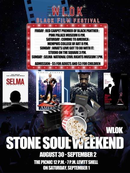 For Sale! WLOK Stone Soul Picnic 2018 Poster