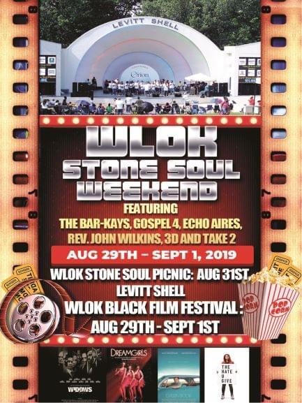 For Sale! WLOK Stone Soul Picnic 2019 Poster