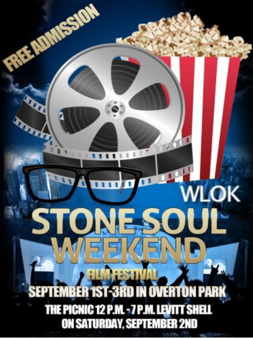 For Sale! WLOK Stone Soul Picnic 2017 Poster