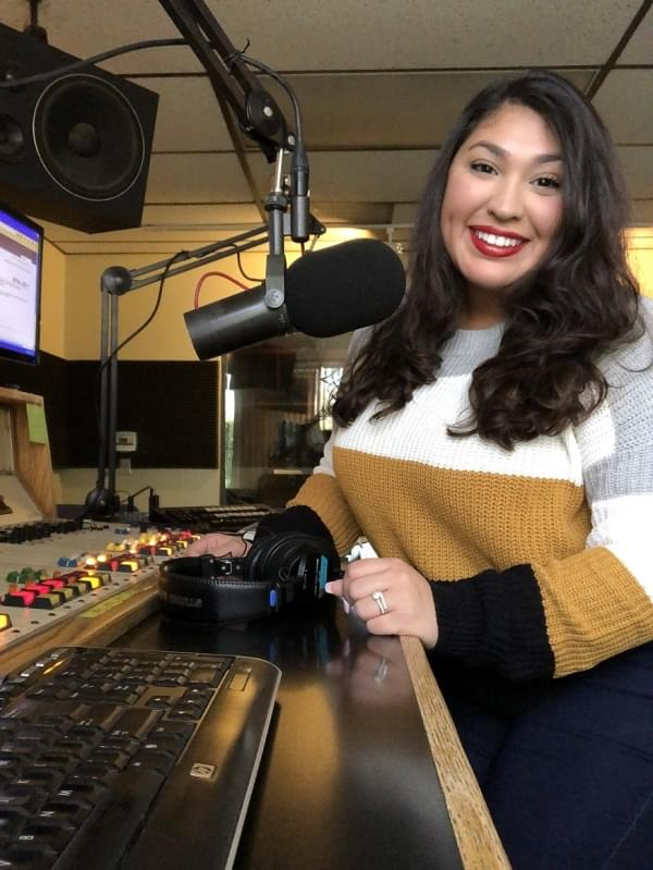 SABRINA RUIZ: MID-DAYS 10 AM – 3 PM
