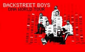 BACKSTREET BOYS – JUNE 7, 2021