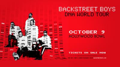 BACKSTREET BOYS – OCTOBER 9