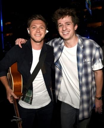 Niall Horan and Charlie Puth Perform 'Together At Home' Live Concerts