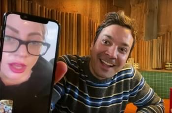 WATCH: Jimmy Fallon's FaceTime Call with Lady Gaga Is Very Awkward